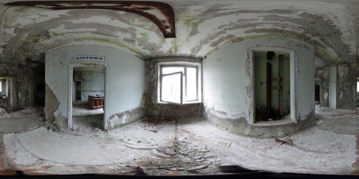 farmacia antiguo hospital de pripyat