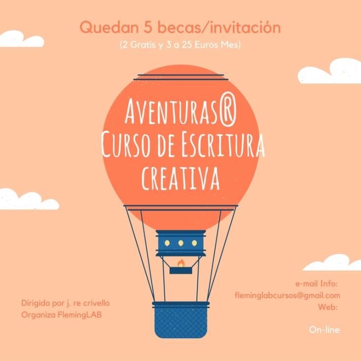 Aventuras_ Curso de Escritura creativa