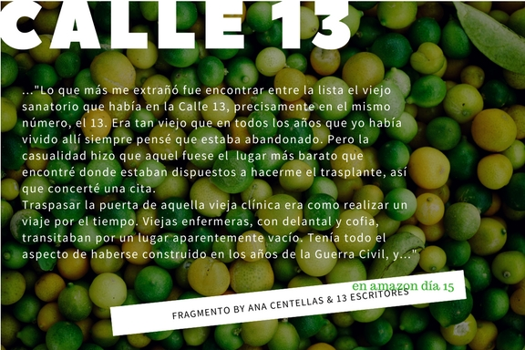 Calle 13Ana Centellas