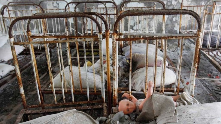 chernobil 2011